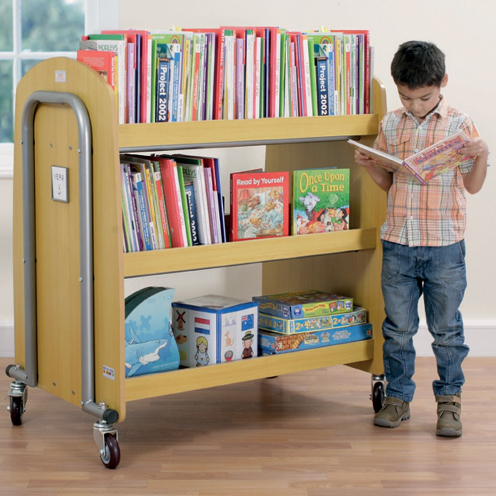 Essex Grp-library-trolley