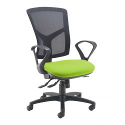 Senza Mesh Back Operators Chair